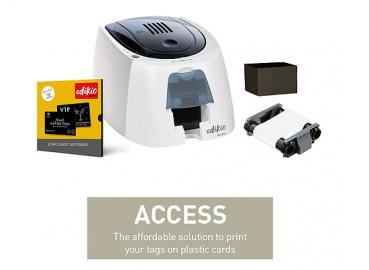 Edikio Access Guest Hotel-Karten-Drucker Edition Bundle
