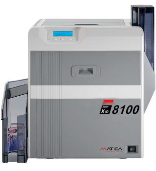 XID8100 EDIsecure MATICA Retransfer-Drucker